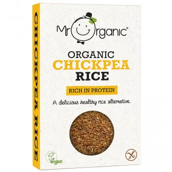 Mr Organic Chickpea Rice - 250g