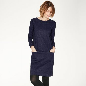 Thought Pelly Denim Tunic Dress