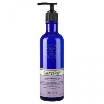 Neals Yard Remedies Geranium & Orange Hand Lotion - 200ml
