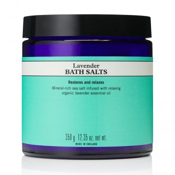 Neals Yard Remedies Lavender Bath Salts - 350g