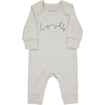 From Babies with Love Front Print Baby Grow