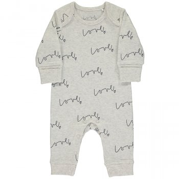 From Babies with Love All Over Print Baby Grow