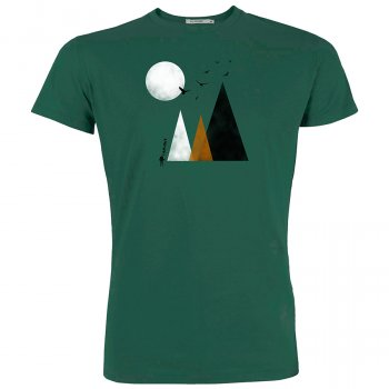 Green Bomb Nature Hills T-Shirt - Green