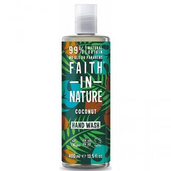Faith in Nature Coconut Hand Wash - 400ml