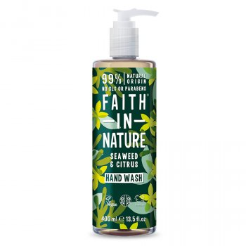 Faith in Nature Seaweed & Citrus Hand Wash - 400ml