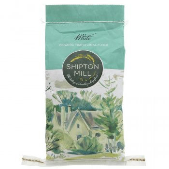 Shipton Mill Organic Strong White Flour - 2.5kg
