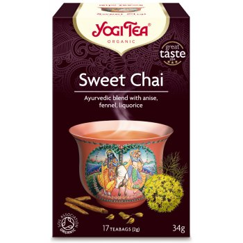 Yogi Sweet Chai Tea (17 Bags)