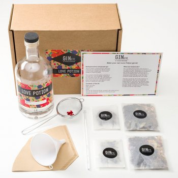 Love Potion Gin Makers Kit