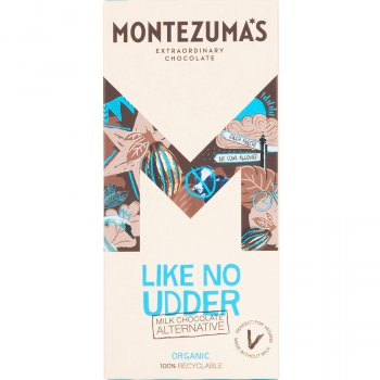 Montezumas Like No Udder Chocolate Bar - 90g