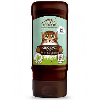 Sweet Freedom Choc Shot Liquid Chocolate - Mint - 320g