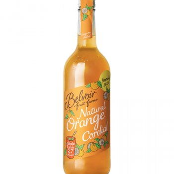 Belvoir Orange Cordial - 750ml