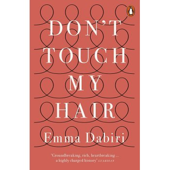Dont Touch My Hair Paperback Book
