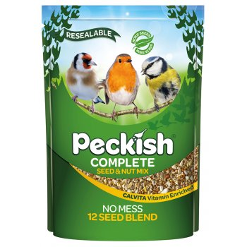 Peckish Complete Seed & Nut Mix - 5kg