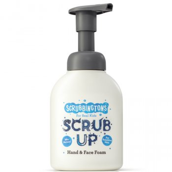 Scrubbingtons Hand & Face Foam - 200ml