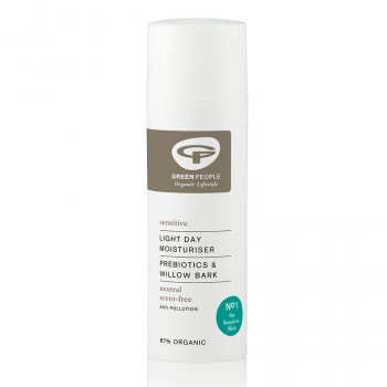 Green People Scent Free Light Day Moisturiser - 50ml