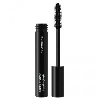 Green People Volumising Mascara - Brown-Black - 7ml