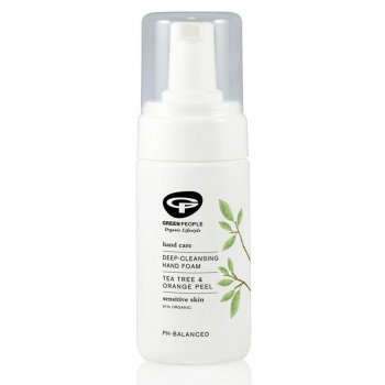 Green People Deep Cleansing Hand Foam - 100ml
