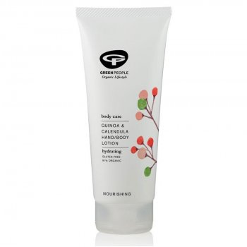 Green People Quinoa & Calendula Hand & Body Lotion - 200ml