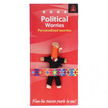 Political Worry Doll