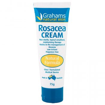 Grahams Natural Rosacea Cream - 75g
