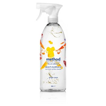 Method Art Collection All Purpose Cleaner - Ginger Twist - 828ml