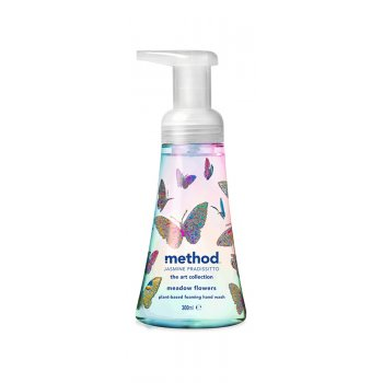 Method Art Collection Foaming Hand Wash - Meadow Flowers - 300ml