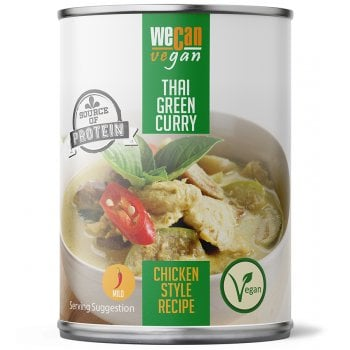 We Can Vegan Thai Green Curry - 400g