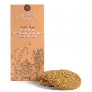 Cartwright & Butler Stem & Ground Ginger Biscuits  - 200g