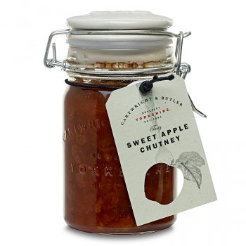Cartwright & Butler Sweet Apple Chutney - 250g