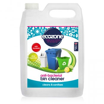 Ecozone Anti-Bacterial Bin Cleaner - 2L