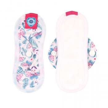 Bloom & Nora Reusable Nora Panty Liner - Flutter