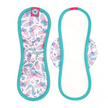 Bloom & Nora Reusable Nora Pad - Maxi - Flutter