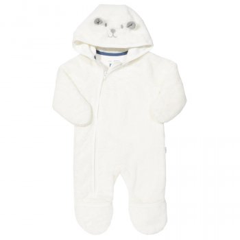 Kite Bear Fleece Onesie