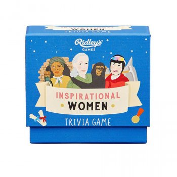 Ridleys Games Inspirational Women Trivia Quiz