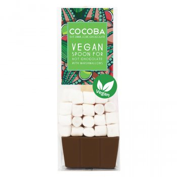 Cocoba Vegan Chocolate Spoon - 50g