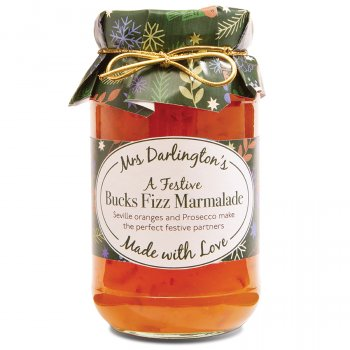 Mrs Darlingtons Bucks Fizz Marmalade - 340g