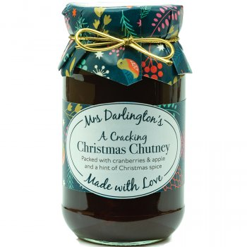 Mrs Darlingtons Christmas Chutney - 312g