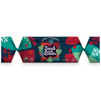 Seed and Bean Organic Christmas Cracker - 100g