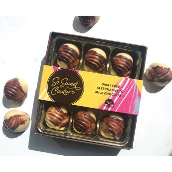 So Sweet Couture Dairy Free Alternative Chocolate Seashells - 117g
