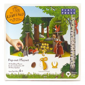 Play Press Toys Gruffalo Playset