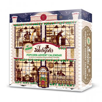 Joe & Sephs Vegan Popcorn Advent Calendar - 164g