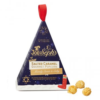 Joe & Sephs Salted Caramel Mini Popcorn Gift Box - 32g