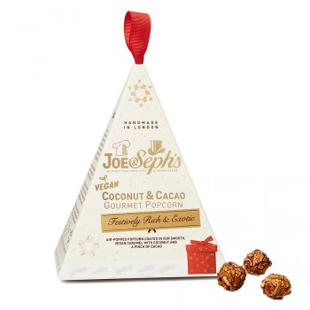 Joe & Sephs Coconut & Cacao Mini Popcorn Gift Box - 32g