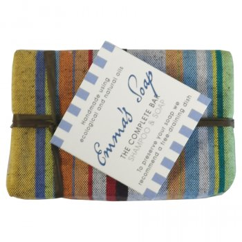 Emmas Soap Jojoba Shampoo & Soap Bar