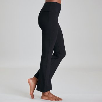 Asquith Flares - Black - Long