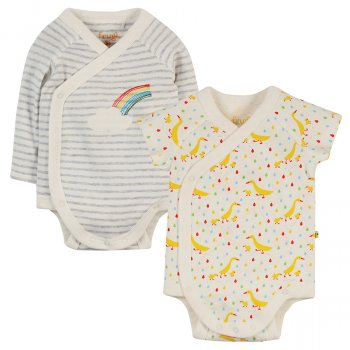 Frugi Shay Duck 2 Pack Body