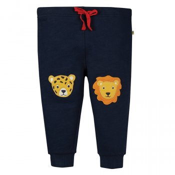 Frugi Big Cats Kneepatch Crawlers
