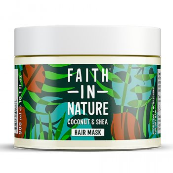 Faith in Nature Coconut & Shea Hydrating Hair Mask - 300ml