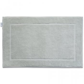 Bamboo Bath Mat - Light Grey