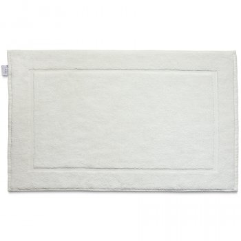 Bamboo Bath Mat - Cream